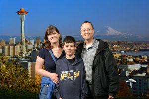 Nguyen Family Photo
